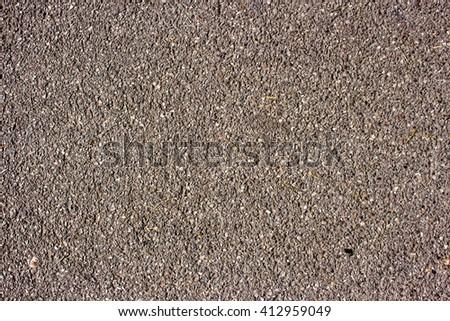 road surface texture sidewalks - stock photo