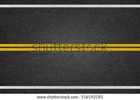 road texture - stock photo