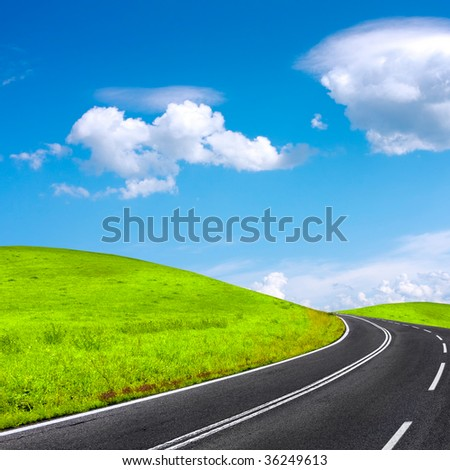 Road to eternity