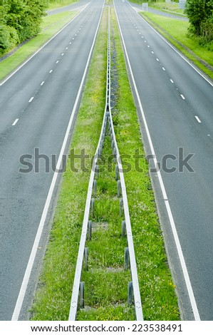 Road Trip - stock photo