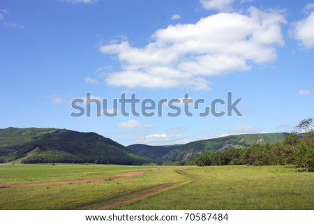 stock-photo-roads-in-the-gorge-summer-la