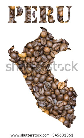 Peru Shape Stock Photos Images Amp Pictures Shutterstock