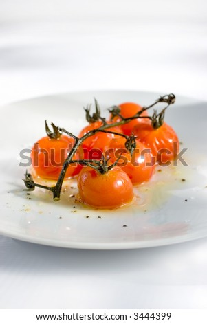 Roasted tomato Stock Photos, Images, & Pictures   Shutterstock