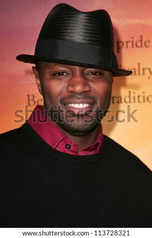 "Rob Hardy at the world premiere of ""Stomp The Yard"". The Cinerama Dome, Hollywood, CA. 01-08-07"