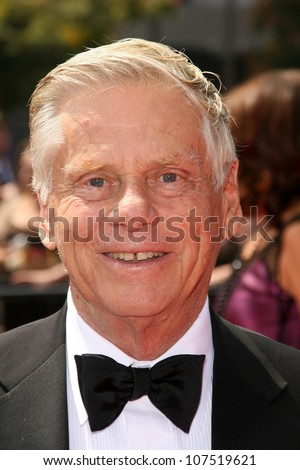 Robert Morse  At the 60th Primetime Creative Arts Emmy Awards Red Carpet. Nokia Live Theater, Los Angeles, CA. 09-13-08