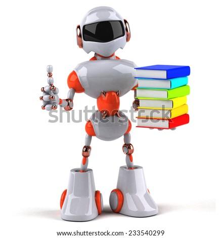 Robot - stock photo