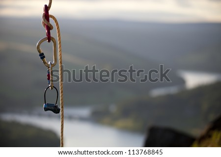 Rock Climbing Hook Rock Climbing Rope With Hooks