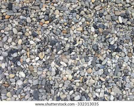 rock river texture background - stock photo