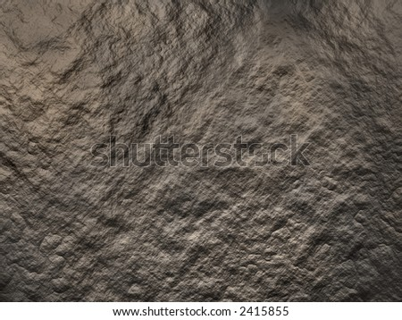 Rock surface. Use as background or texture. - stock photo