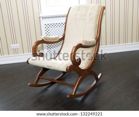 rocking chair - stock photo