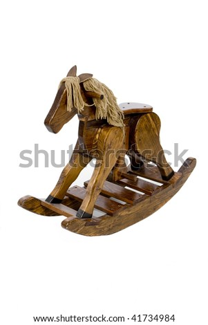 Rocking Horse - stock photo