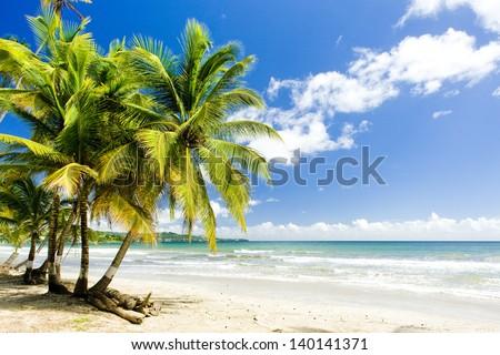 Rockly Bay, Tobago - stock photo