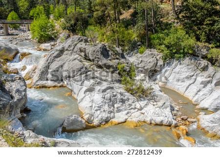 Rocks - stock photo