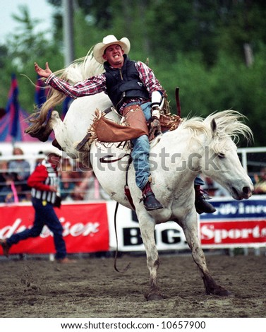 Rodeo - Editorial - stock photo
