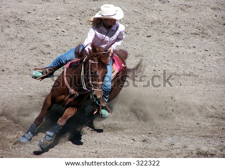 Rodeo Series - stock photo