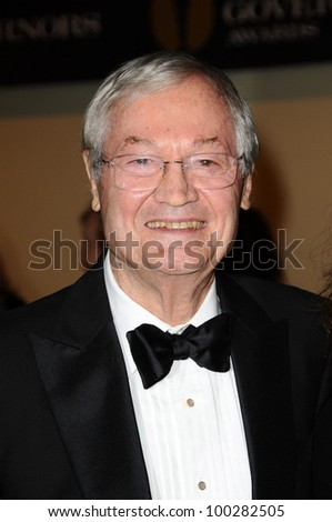 Roger Corman  at the  2nd Annual Academy Governors Awards, Kodak Theater, Hollywood, CA.  11-14-10
