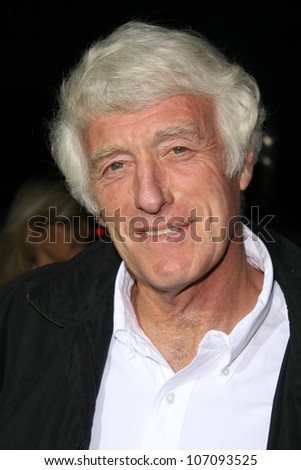 Roger Deakins  at the Los Angeles Premiere of 'Doubt'. AMPAS, Beverly Hills, CA. 11-18-08 - stock photo
