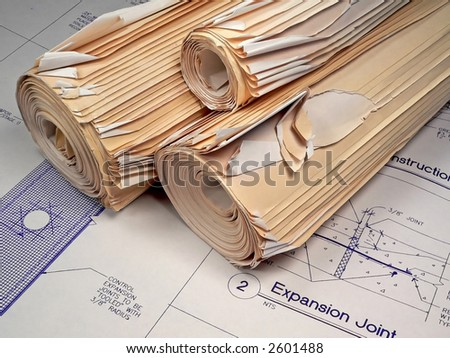 Rolled Architecture Design Blueprints