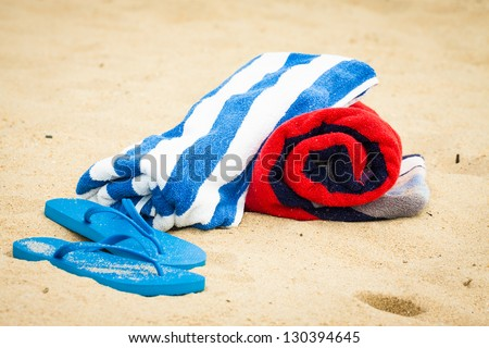 Beach-towel Stock Photos, Images, & Pictures | Shutterstock