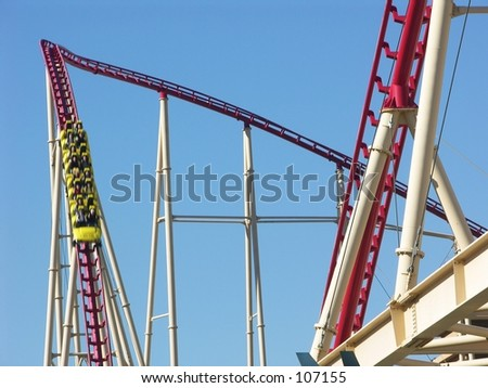 Roller Coaster - Going Down