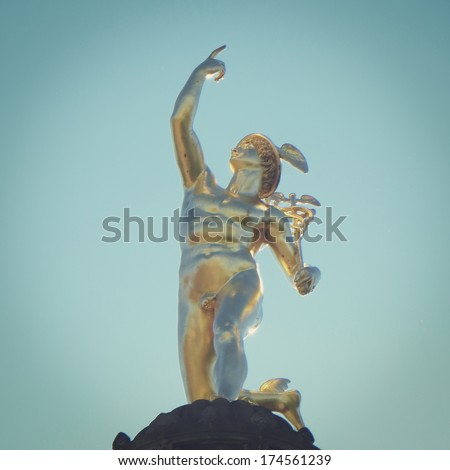 Mercury God Stock Photos, Images, & Pictures | Shutterstock