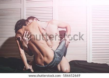 Black woman white man cum inside