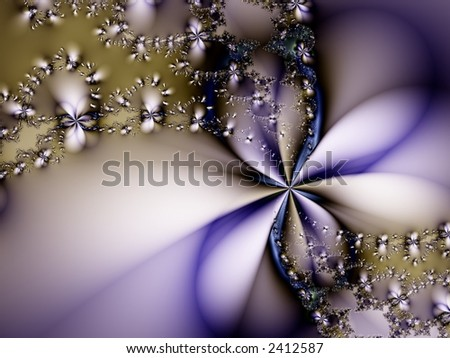 Romantic elegant Pearl abstract background