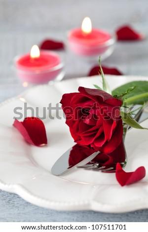 lập bảng lãng mạn cho Ngày Valentine