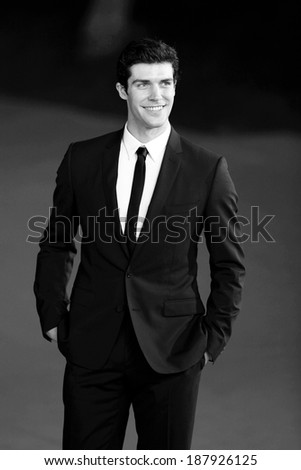 ROME, ITALY - NOVEMBER 04: Roberto Bolle attends Closing Ceremony during the 6th Rome Film Festival on November 4, 2011 in Rome, Italy.