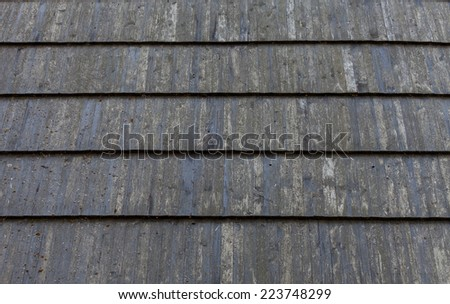 roof 3 - stock photo