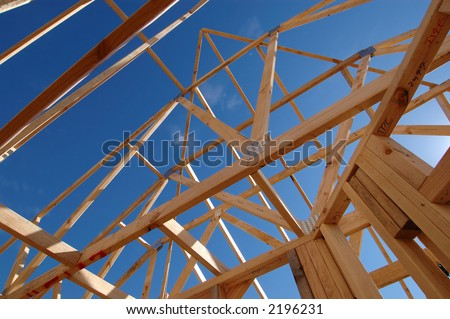 roof frame structure
