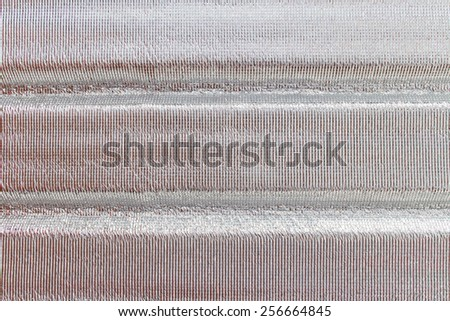 roof insulation - stock photo