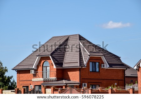 Modern Types Of Roofing Materials.