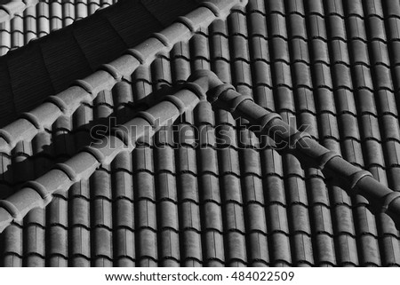 roof of europe house