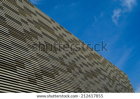 roof texture - stock photo