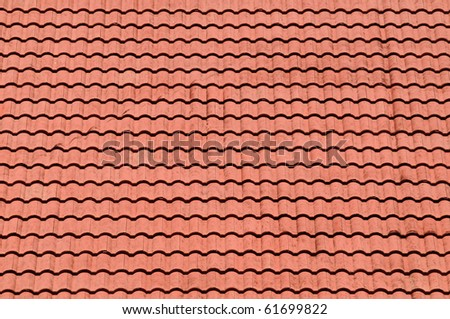 roof texture - stock photo