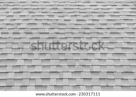 roof tile texture background,Old roof tiles made of terracotta - stock photo