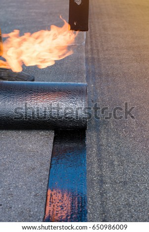 Blow Torch For Roofing Felt