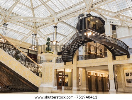 Rookery Building Chicago IL