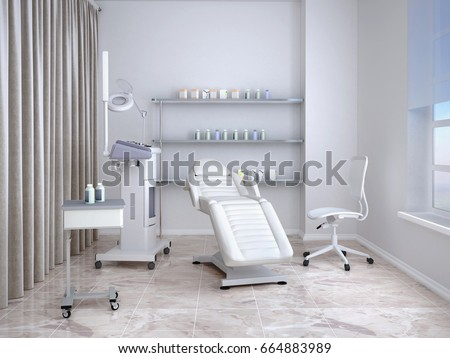 Clinic stock images royalty free images vectors shutterstock for Dermatology clinic interior design