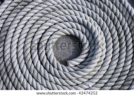 Rope Spiral