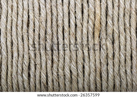 rope texture - stock photo