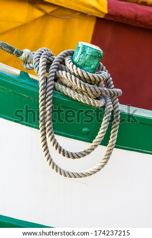 Ropes and nautical knots