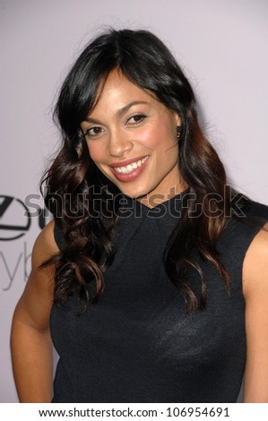 Rosario Dawson  at the 18th Annual Environmental Media Awards. The Ebell Theatre, Los Angeles, CA. 11-13-08