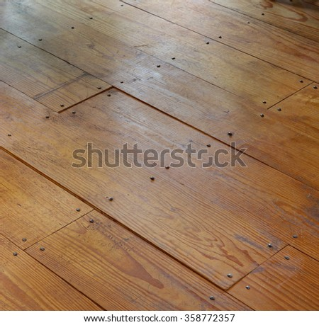 Nails plywood floor nail ftempo for Colonial flooring
