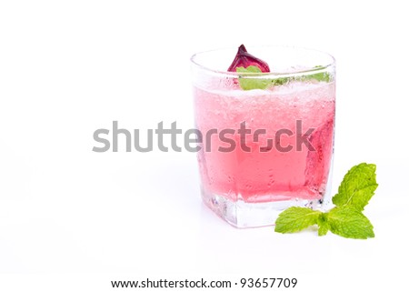 roselle cocktail