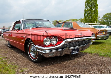 Thunderbird Car Stock Images Royalty Free Vectors