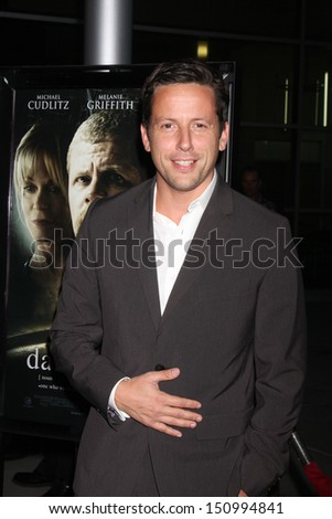 "Ross McCall at the ""Dark Tourist"" Los Angeles Premiere, Arclight, Hollywood, CA 08-14-13"