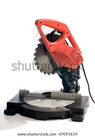 Rotataing electricity circular saw with variable angle for wood