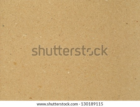 rough brown paper - stock photo